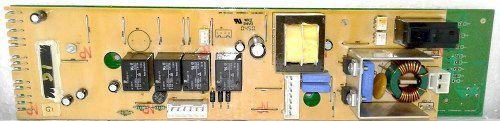 Placa Controle Eletrônica Lavadora Ge  127v Wa189d3075g001