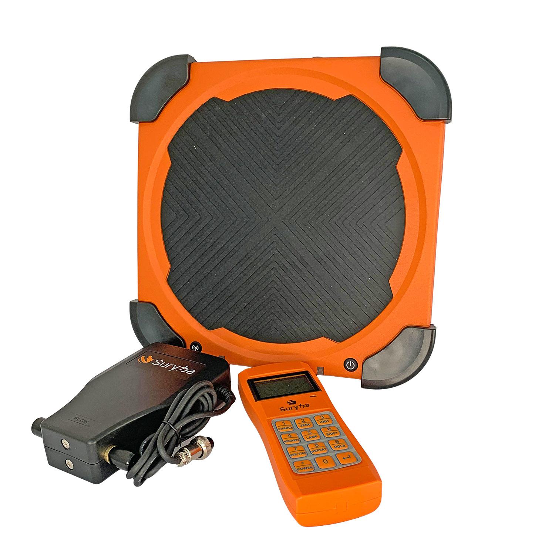 Balanca Eletronica sem Fio Programavel 100kg Suryha 80150.104