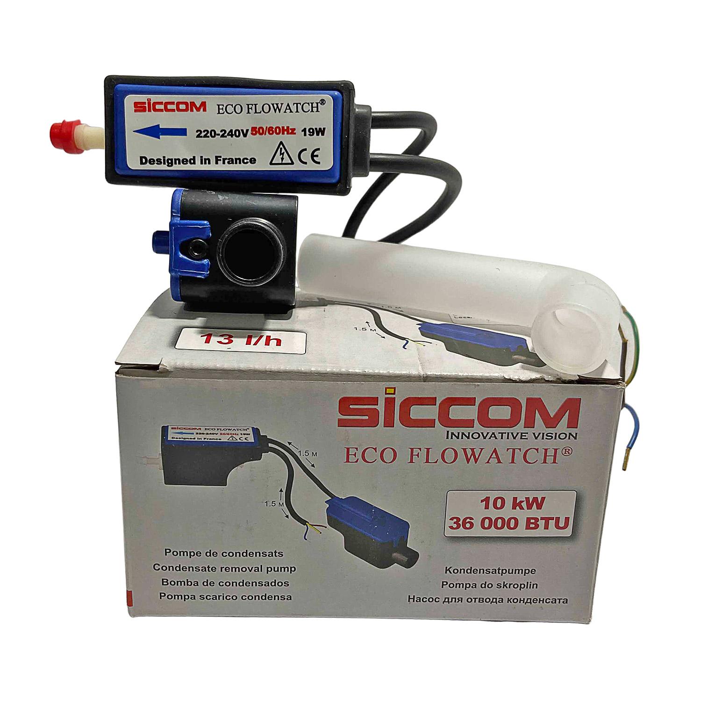 Bomba de Remocao de Condensados Eco Watch (Eco Line) 13l De05lcc190 Siccom