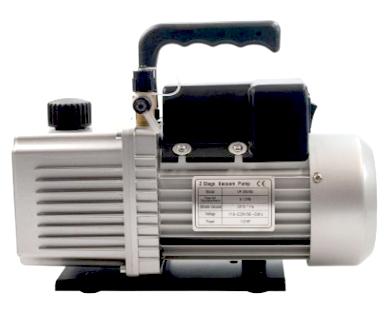 Bomba de Vácuo 6CFM Duplo Estágio Compacta 170L/Min 1/2Hp VP260ND