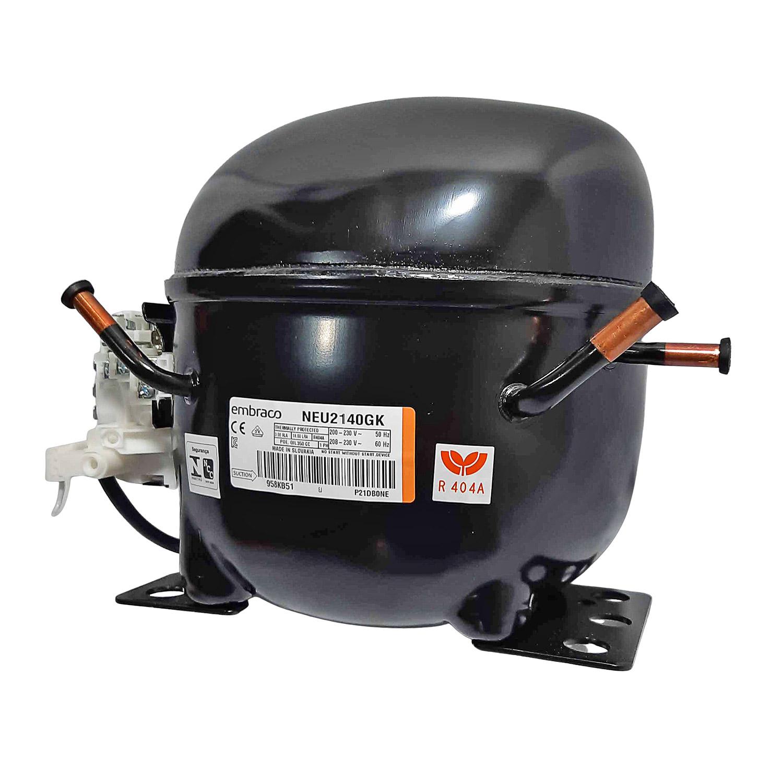 Comp Embraco Neu2140gk 200-230v 1/2 R404 50hz
