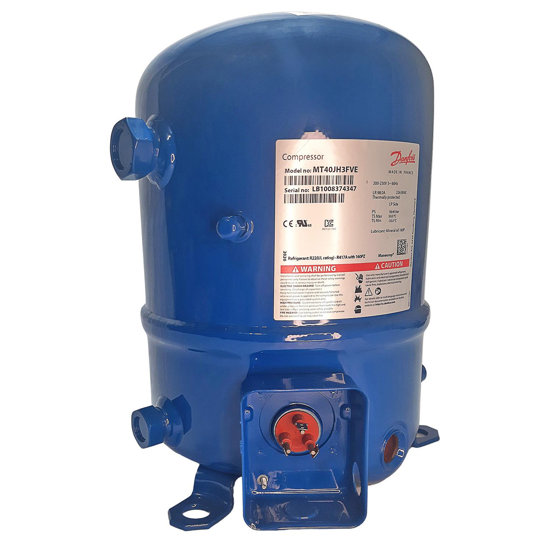 Compressor Danfoss MT40 3,5HP 220V/3 R22