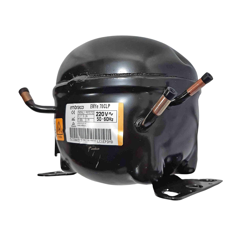 Compressor Embraco 1/5 220v R600 Emye70clp
