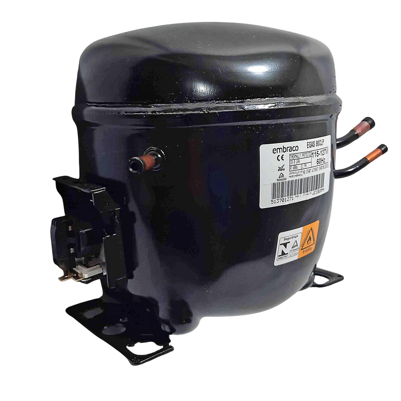 Compressor Embraco Egas80clp 1/4 127v R600