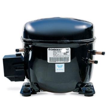 Compressor Embraco Potencia 1/4 Tensão 220v/60 Gas R134 Mod.EGAS80HLP