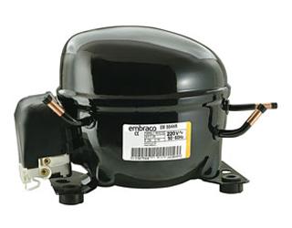 Compressor Embraco Potencia 1/5 Tensão 127v/60  Gás R134  Mod. EGAS70HLR