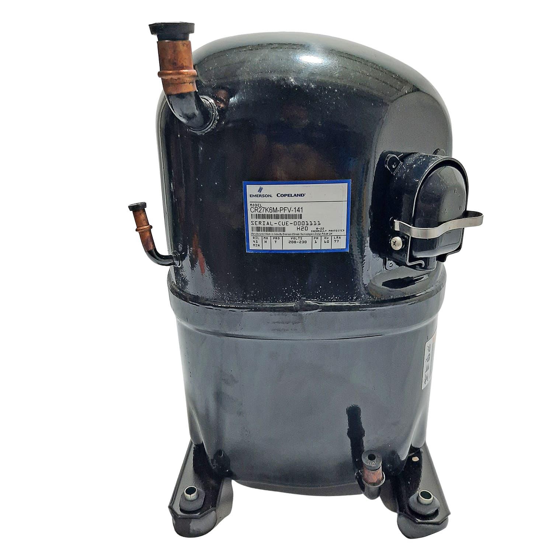 Compressor Hermetico Copeland 2.25Hp R22 220v /1 Mono CR27K6M