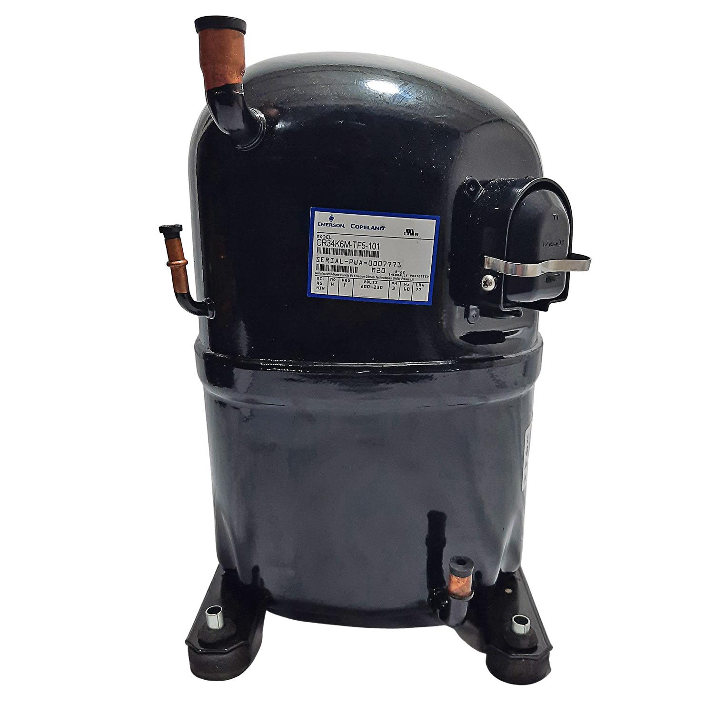 Compressor Hermetico Copeland 2.83Hp R22 220v/3 CR34K6M