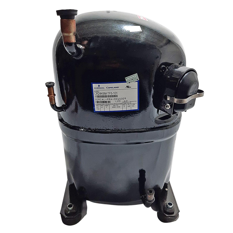 Compressor Hermetico Copeland CR24K6M 2hp 220v Trif R22