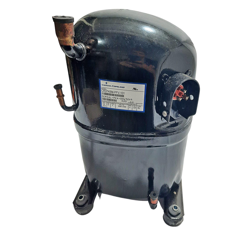 Compressor Hermetico Copeland CR37K6M 3,08hp 220v Mono R22