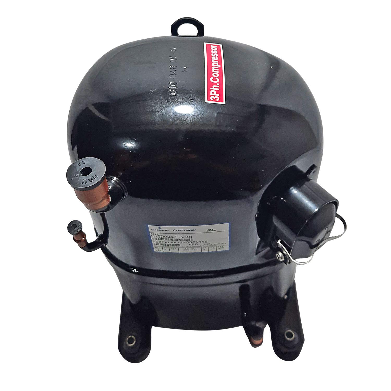 Compressor Hermetico Copeland CR37K6M 3,08hp 220v Trif R22