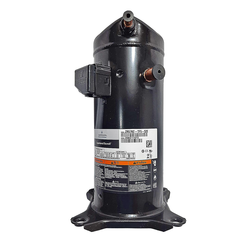 Compressore Scroll Copeland ZR57KE 220v Trifasico 57.000Btu R22