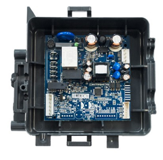 Conjunto Controle Eletrônico Brastemp BRE Bivolt Original W10591605