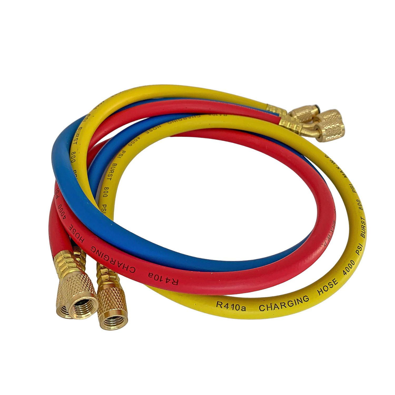 Conjunto Mangueira Manifold 90cm R410 Suryha 80150.034