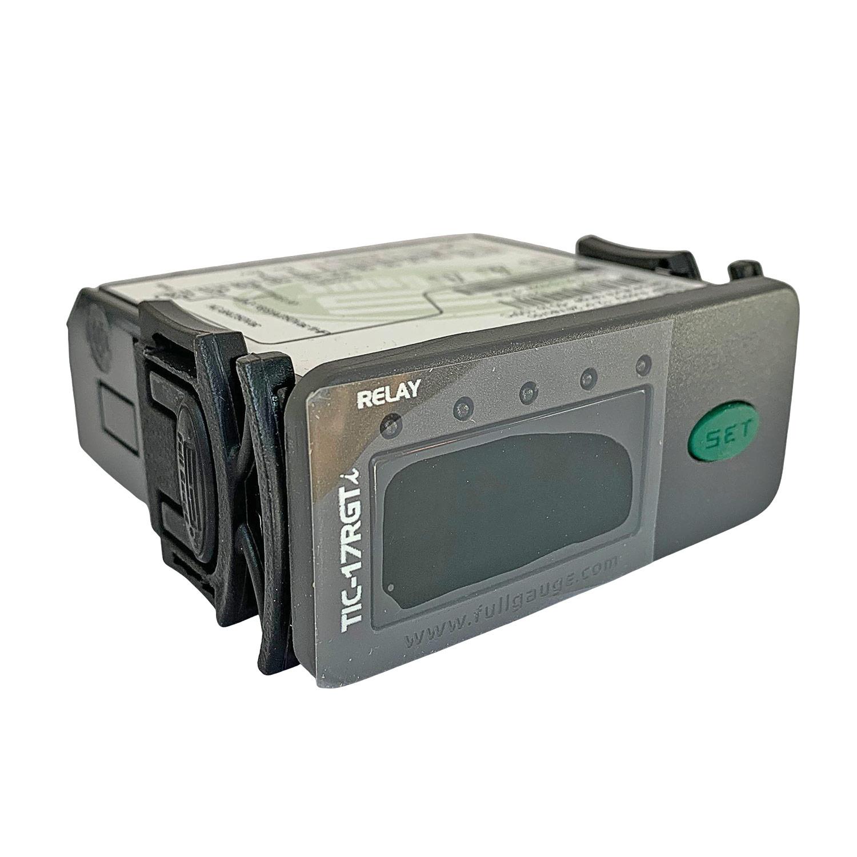 Controlador de Temperatura Digital Para Refrigeração e Degelo com Sensor Full Gauge TIC-17RGTI