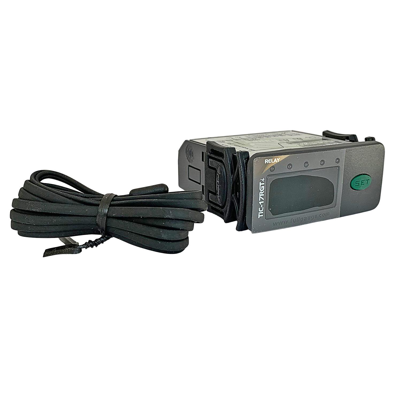 Controlador de Temperatura Digital para Refrigeração e Degelo com Sensor Full Gauge TIC-17RGTil