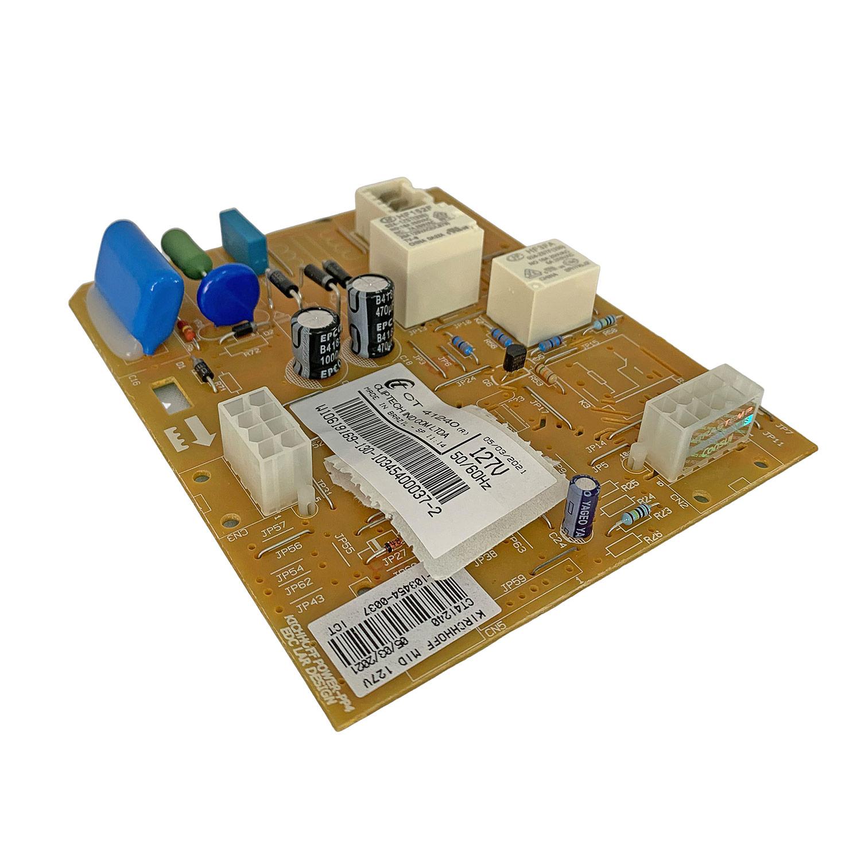 Controle Elet Kirchhoff Mid Cj 127v W10619169