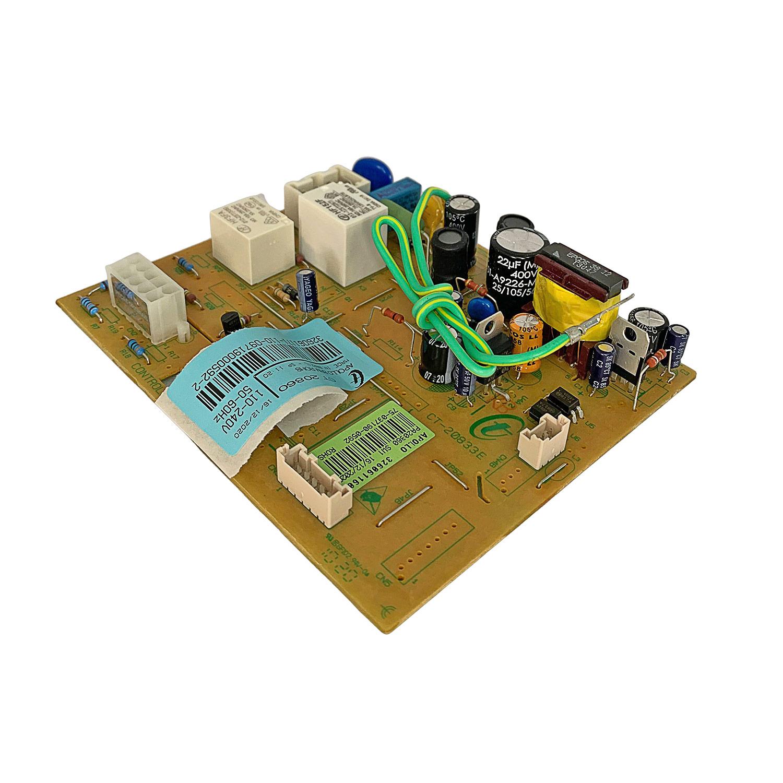 Controle Eletronico Bivolt Mid 326061171 Whirlpool Original
