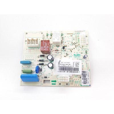 Controle Eletrônico Brastemp BVR28 127V Original W10662207/W10619169