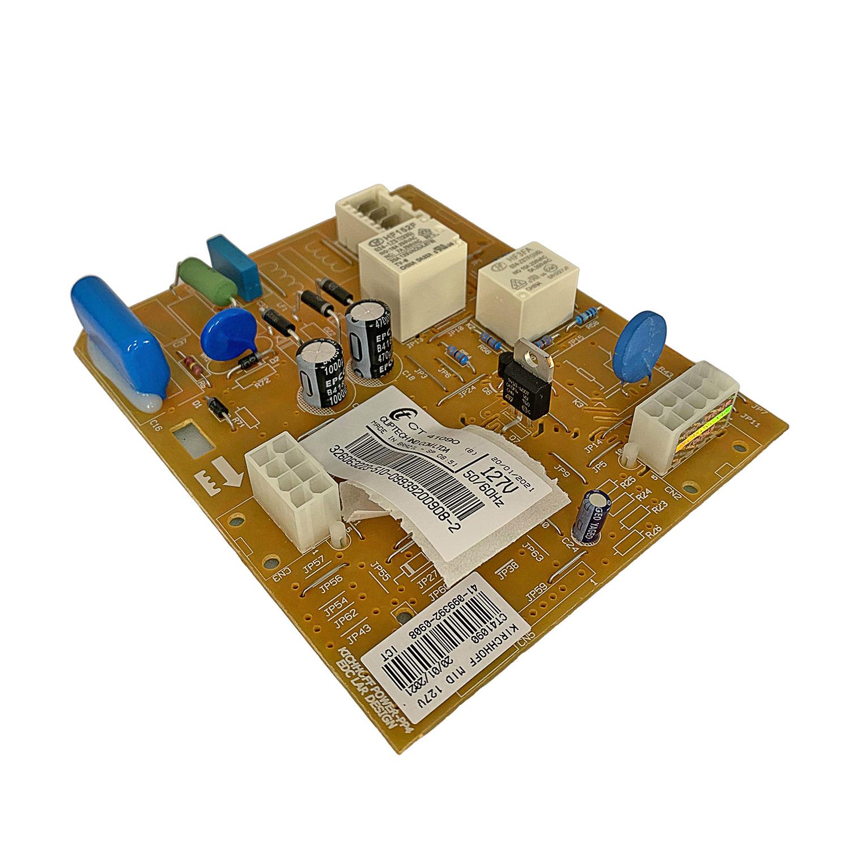 Controle Eletrônico Geladeira Brastemp 127V Original 326063223