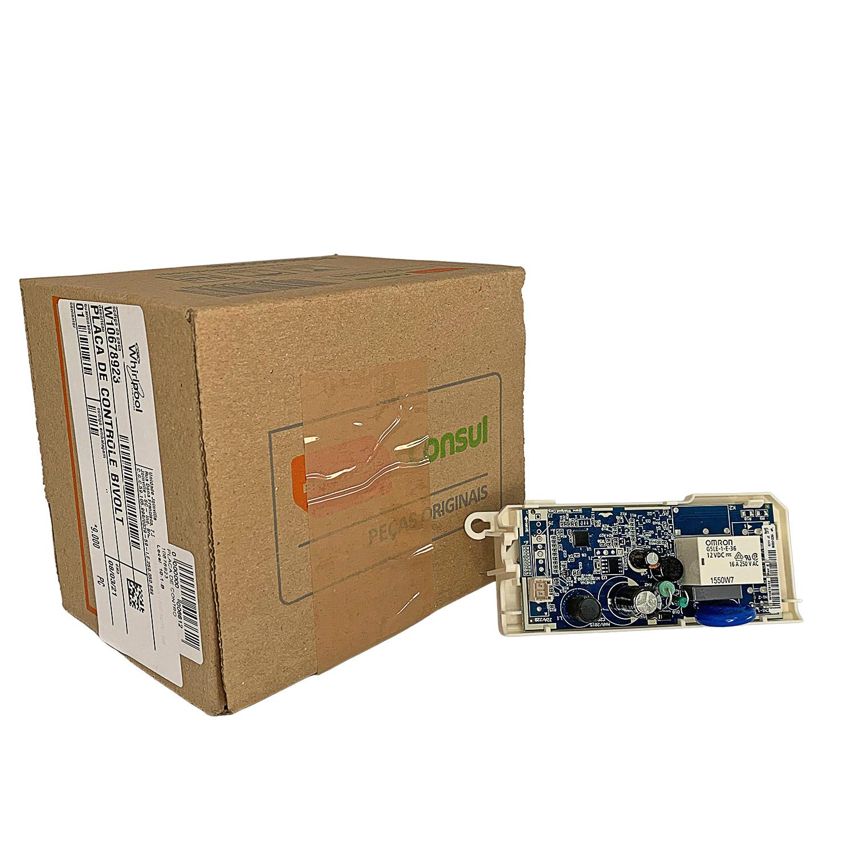 Placa de Controle Bivolt Athena Conjunto W10678923 Original