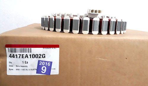 Estator Motor Lavadora/lava E Seca Lg 4417ea1002g