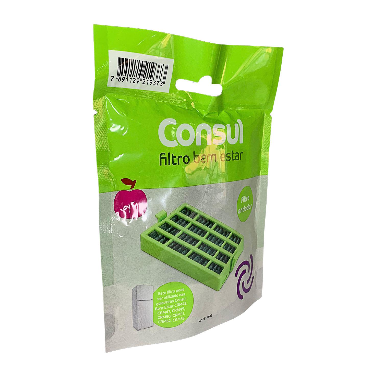 Filtro de Ar Refrigerador Consul W10515645 Whirlpool Original