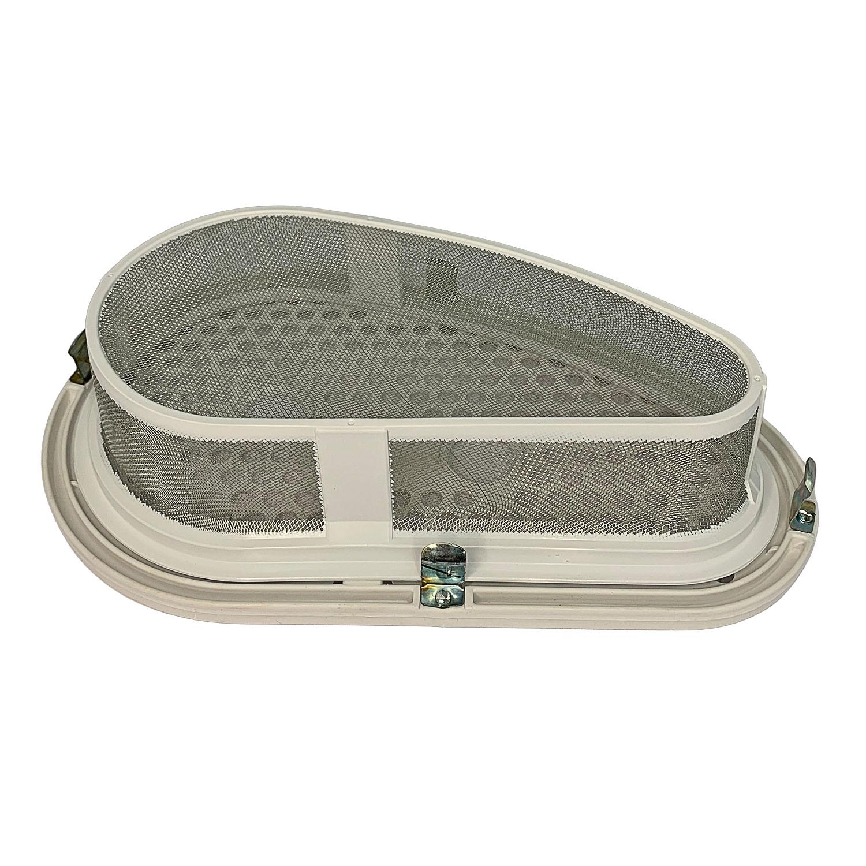 Filtro de Fiapos Conj Secadora Brast 326043145 Original Whirlpool
