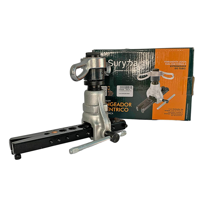 Flangeador C/ Catraca Excentrico 1/4 a 3/4 Suryha 80150.079