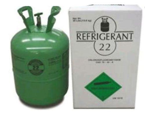 Fluido Refrigerante ou Gás Refrigerant R22 Cilindro 13,6 kg