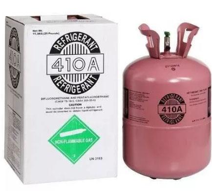 Fluido Refrigerante ou Refrigerant R410A Cilindro 11,32 kg