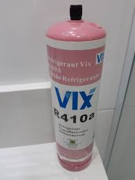 Fluido Refrigerant R410A Lata 750gr