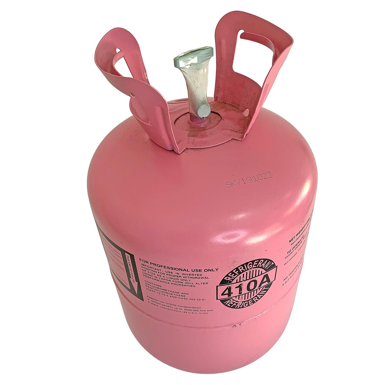 Gas Refrigerant R410a 11,34kg Onu 3163/2/2 Gas Liquefeito Botija