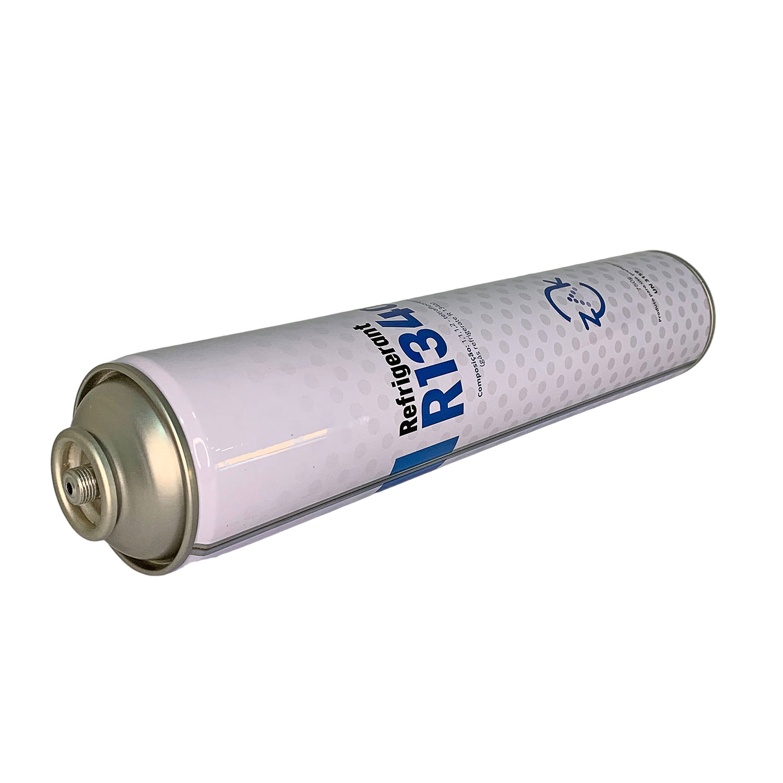Gas Refrigerante Lata 750gr R134a