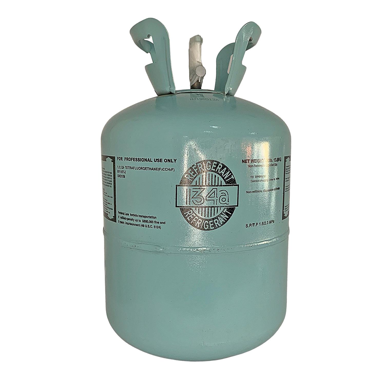 Gas Refrigerante R134a Botija 13,6kg