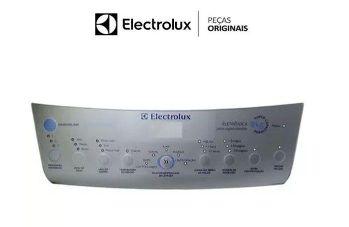 Kit Painel Membrana Lavadora Electrolux Top8s 70091195