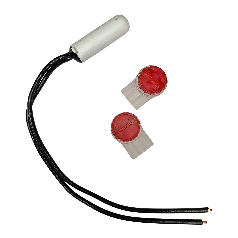 Kit Sensor Temperatura Refrigeração 25mm Brastemp e Consul Original W10531315