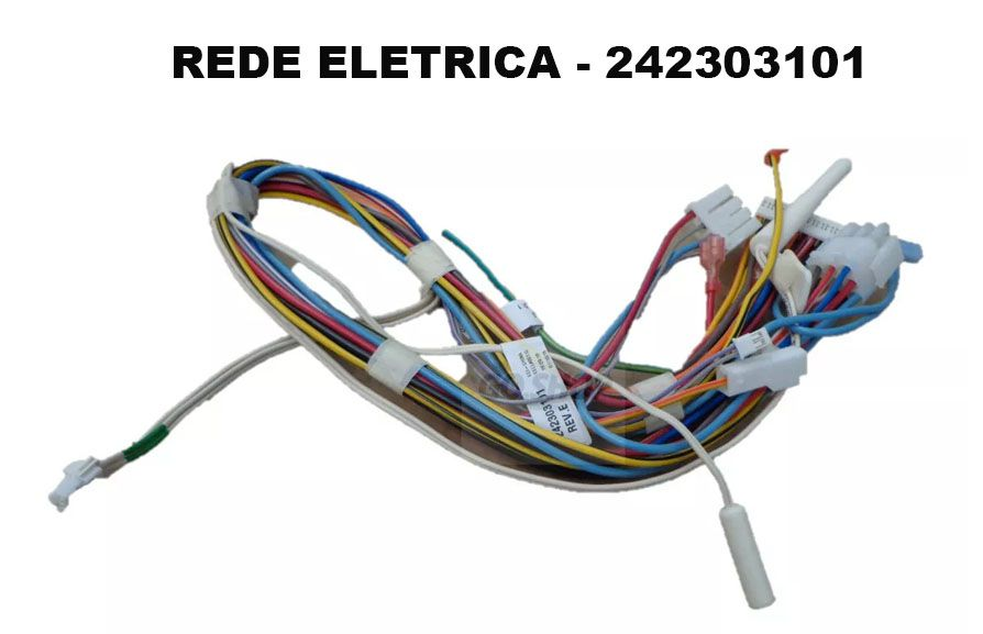 Kit Side By Side C/ Placa c/Rede Eletrica c/ Damper c/ Cx. Traseira
