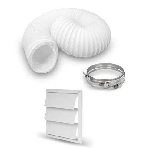 Kit Ventilação Externa para Secadora Electrolux Se10 Str10 80000508