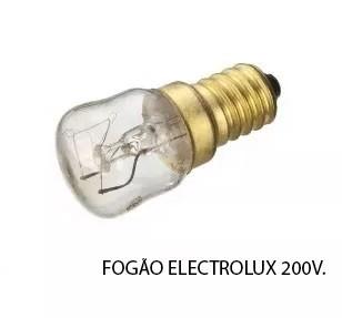 Lampada para Fogão Electrolux 220v Original 64502467