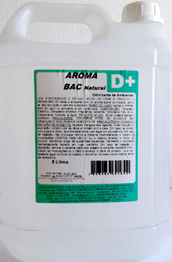 Limpador Bactericida Ar Condicionado FortAir Natural 5 Litros