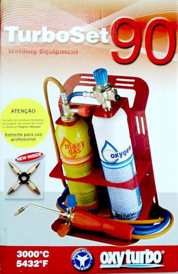 Turbo Set 90 Oxy Turbo