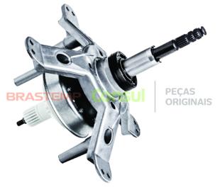 Mecanismo Lavadora Cesto Plástico Hibrido Brastemp/Consul Original 3802 / W11300681
