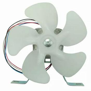 Micromotor Exaustor 1/25 Com Suporte e Hélice Plástica Bivolt Elco N10-20/704