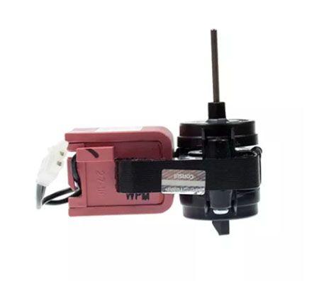 Motor Ventilador Refrigerador BRM39A 127V  W10253821 + HELICE