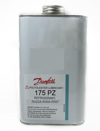 Óleo Polyolester Lubrificante Danfoss 160SZ Lata 01 Litro 7754023
