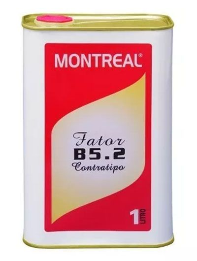 Óleo Sintético Montreal Fator B5.2 Lata 01 Litro