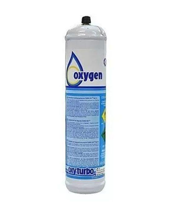 Oxigênio Comprimido OxyGen 930ml ou 136g OxyTurbo G.A.S0011