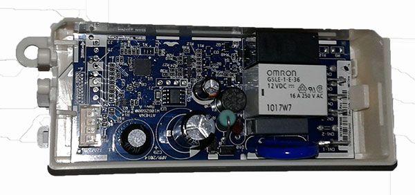 Placa de Controle Athena Refrigerador Bivolt W10678918 Original