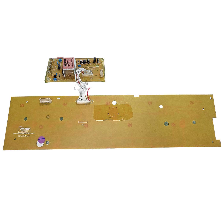 Placa de Potência e Interface Lavadora Electrolux CP Eletrônica 1474
